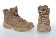 Ботинки тактические Squad Stiefel 5 Inch модель Trooper  цвет COYOTE MIL-TEC Германия 12823505