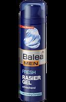 Balea MEN Rasiergel fresh, 200 ml - Гель для бритья для мужчин освежающий, 200 мл