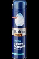 Balea MEN Rasierschaum fresh, 300 ml - Пена для бритья для мужчин с охлаждающим эффектом, 300 мл