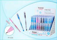 Ручка масляная Piano PT-111A (синяя)