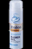 Balea MEN Rasiergel sensitive, 200 ml - Мужской гель для бритья для чувствительной кожи, 200 мл