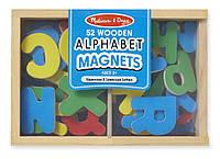 """Магнитный набор """"Алфавит"""", Melissa&Doug"""
