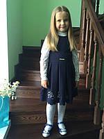 Школьный сарафан для маленьких принцесс. Разные цвета. ШС-03