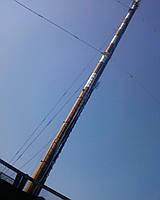 Демонтаж промышленных металлических труб и водонапорных башен