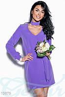 Элегантное коктейльное платье