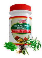 Антисептик и очищититель для кожи Ним Патра Чурна, Шри Ганга / Neem Patra Churnа, Shri Ganga / 100 g