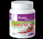 БАД Натуральный кисель «Брусника-Клюква»-содержит витамины, ягоды, органические кислоты и экстракты (300гр)