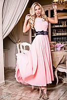 Вечернее платье-макси