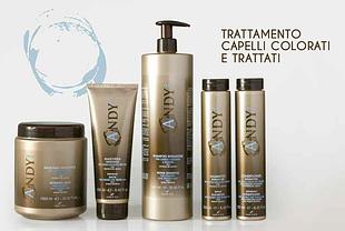 Линия для окрашенных,химически обработанных волос