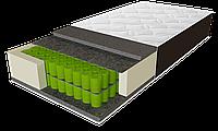Матрас Delta / Дельта 1000х1000х280мм ЕММ Sleep&Fly ORGANIC IQ Double независимые пружины 150кг