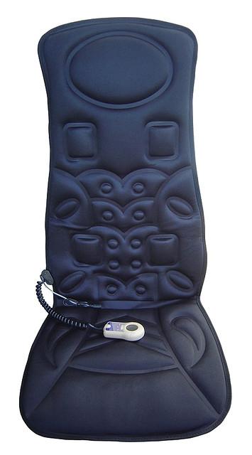 Автомобильная накидка с подогревом TL-2005 - подогрев сиденья