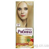 """Краска для волос Acme color """"Рябина INTENSE"""" Чистый блонд 1000"""