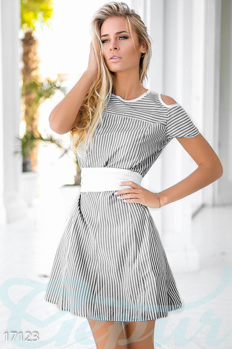 1779b0dcd26e Милое полосатое платье  продажа, цена в Днепре. от