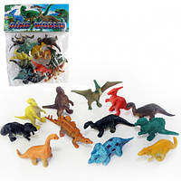 Набор Динозавры уп. 12 шт