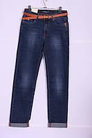 Женские джинсы больших размеров оптом и в розницу (код 9808) 30-36 размеры