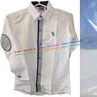 Рубашка для мальчиков Rom2110 коттон 4 шт (9-12 лет)