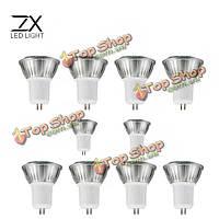 1X 5x гх gu5.3 3w Clear белый теплый белый LED постоянного тока привода пятна освещения лампа AC85-265V