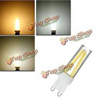 Затемняемый G9 3w початок LED кристалл белый теплый белый натуральный белый свет лампы лампа AC220V