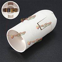 E14 малые Цоколь Эдисона SES гнездо основание подвесной светильник шарика держателя светильника конвертера