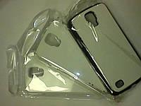 Чехлы для Samsung S4 active9295(прозрачный,белый,черный) Белый