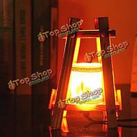 Настольная лампа в старинном стиле