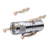 BTU хр-л 1a/3D 850lm Mini LED карманный фонарик 18350 CREE титанового сплава