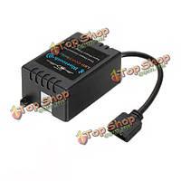 Bluetooth  LED RGB беспроводных ИОС/Андроид  контроллер для полосы света 6A DC12V