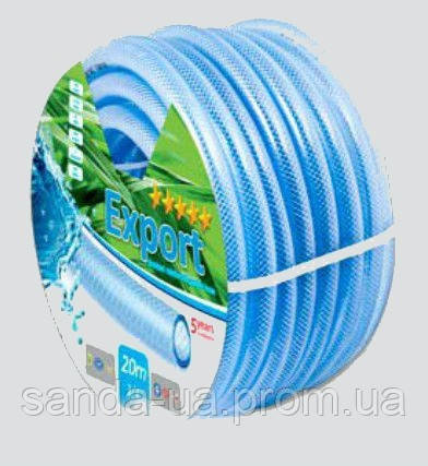 ШЛАНГ ЭКСПОРТ (EXPORT) - 3/4, 50м (EVCI PLASTIC)