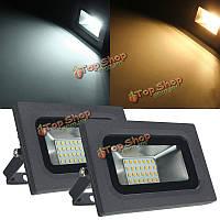 15w 2835 LED SMD открытый прожектор прожектор лампа ac180-240В 1100-1400lm