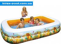 Детский надувной бассейн Король Лев Intex 57492