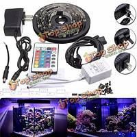 4 x 50см 5050 RGB LED полосы света цвет меняется настроение освещения телевизор фон аквариума лампа DC12V