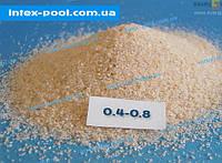 Кварцевый песок для песочных фильтров 12 кг 70001