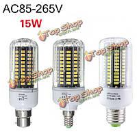Лампа светодиодная кукуруза E27 E14 B22 15w SMD 5736