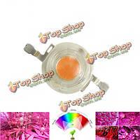 1W LED Full Spectrum Plant Grow Light Lamp Chip for Garden 3.0-3.4V