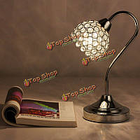 Modern Crystal E14 диммируемый Table Light Beside Lamp for Living Room Bedroom Decor