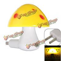 Автоматическое управление светом Датчик LED грибной энергосберегающее дюбеля ночник