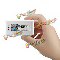 ARILUX™ AL-LC05 Mini LED беспроводной Wi-Fi контроллер приложение смарт-диммер для RGB полосы света постоянного тока 12-24В