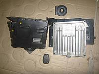 ЭБУ (комплект) (8V 1,5 dci) Renault Kangoo II new 08-12 (Рено Кенго 2), 8200909666