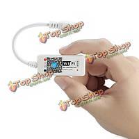 Мини Wi-Fi контроллер светодиодных лент RGB ARILUX AL-LC01 9-12V