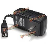 USB зарядное устройство конвертер адаптер питания для LED полосы 3A мы подключить к AC 100-240В DC 5V