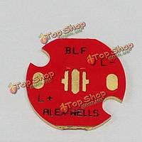 BLF 16мм медь MCPCB XPL XPe XPG плате прямой термопечати путь