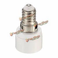 E14 для MR16/GU5.3 основного сокета адаптер конвертер для LED Свет лампы 110-240В