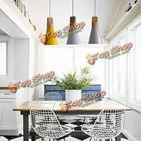 Одиночный диаметр головки 11см творческий кофе-бар столовая подвесные светильники Подвесные потолки