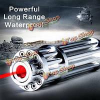 UKing ZQ-12h 650nm красный свет мощность луча горения лазерный указатель пера одного