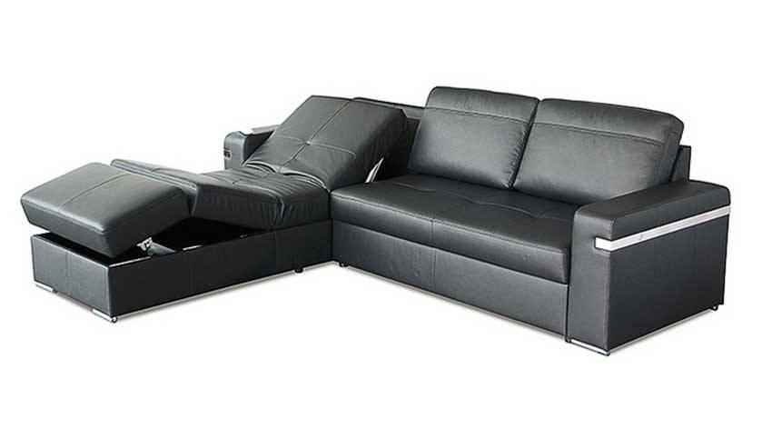 НОВЫЙ угловой диван FX-10 релакс (301см-218см)