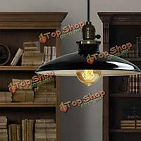 Лофт отн нло ретро промышленный старинных Edison потолок висит люстра подвесной светильник светильник