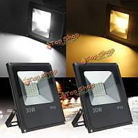 30Вт 5730 SMD открытый водонепроницаемый LED Прожектор пейзаж светильник сада