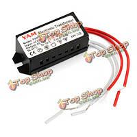 12v 20Вт-50Вт g4 галогенная лампа питания LED электронный трансформатор драйвер