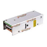 12v 5a 60Вт алюминий LED адаптер питания драйвера коммутации 220В к 12v Трансформаторы