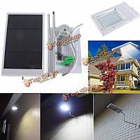 15 LED 2835 SMD солнечный датчик настенный уличный свет водонепроницаемый напольный светильник сада